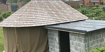 Roofs Above – End your Flat Roof Problems – Fibreglass – GRP Installers